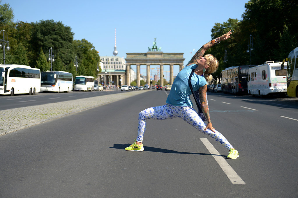 JL/ Yoga Travel & Friends Berlin/ 2015
