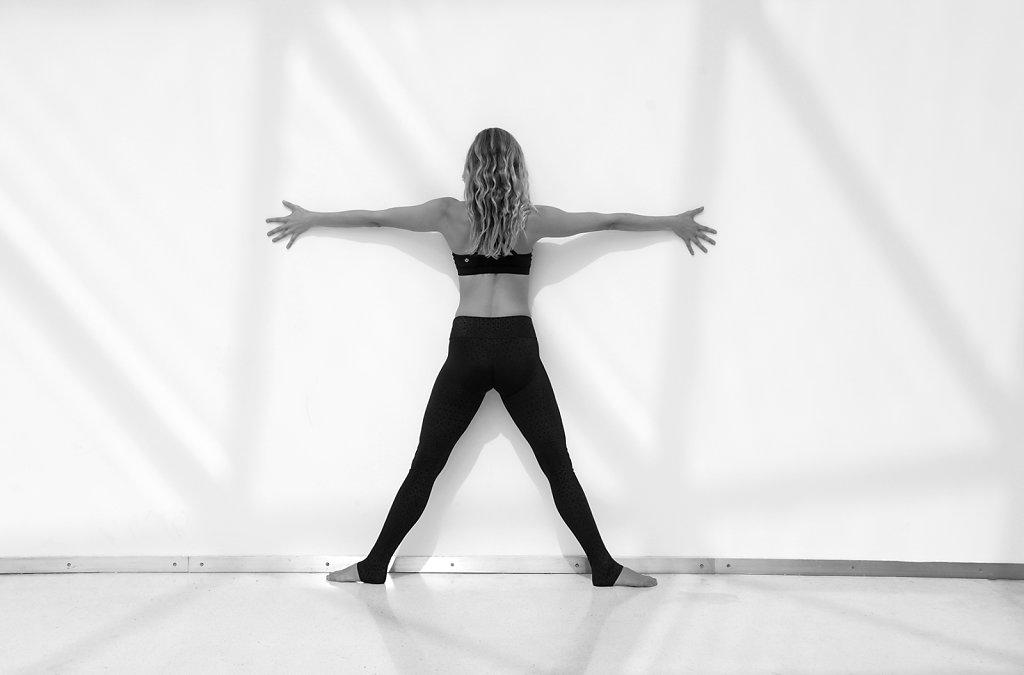 EK/ Budokon Yoga, Wiesbaden/ 2014