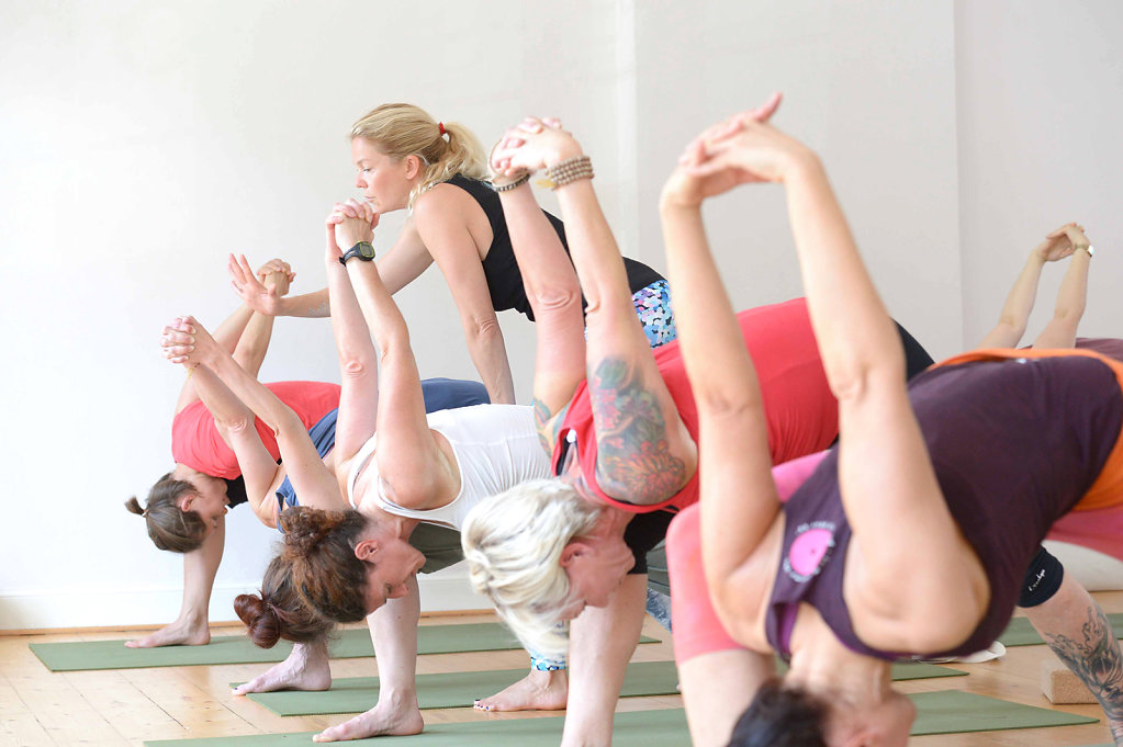 KarmaKarma Yoga, Düsseldorf/ 2016