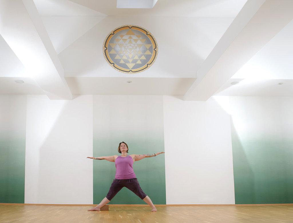 ISL/ My Shanti Yoga, Nürnberg/ 2017